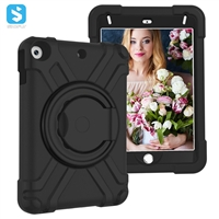 EVA rotate stand shockproof case for ipad mini 4/5