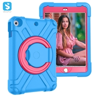 EVA rotate stand shockproof case for ipad 10.2 2019