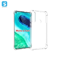 Shockproof TPU phone case for MOTOROLA  G Fast