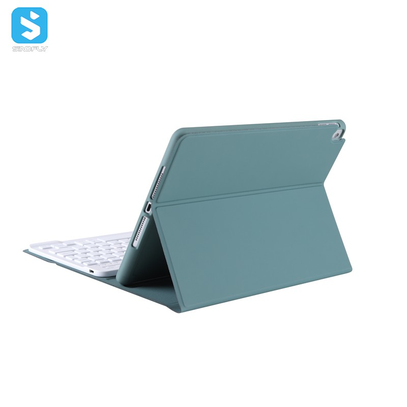wireless keyboard with case for iPad 10.5/10.2 2019