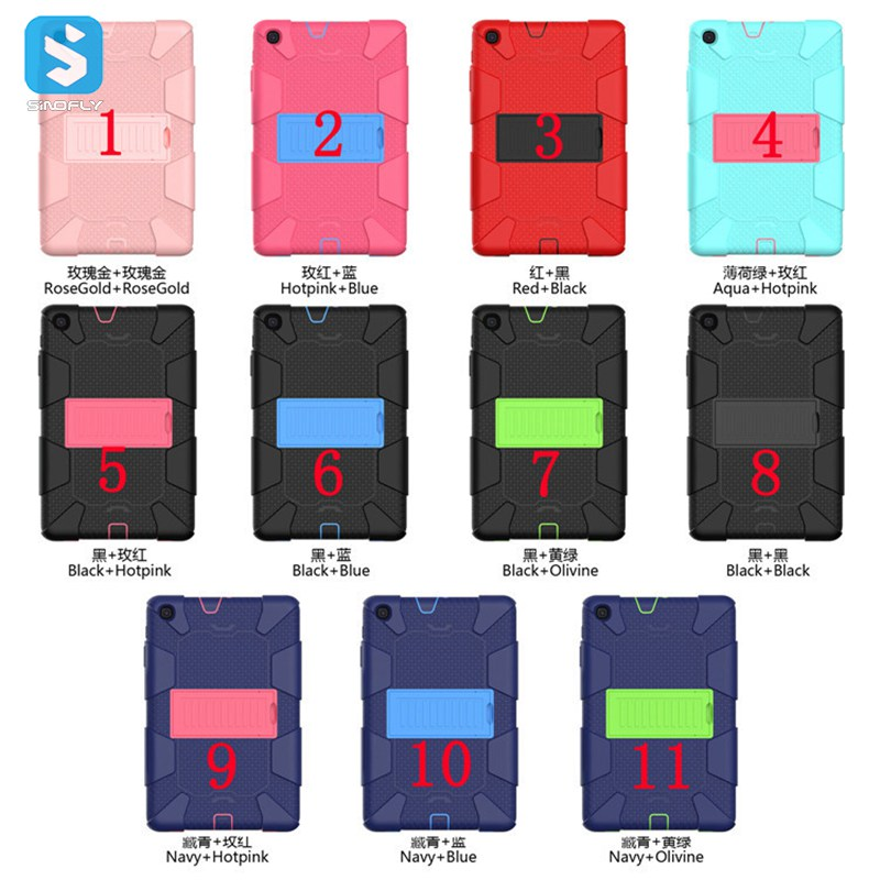 silicone PC case for Samsung Galaxy Tab A10.5/590/T595