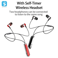 Self-Timer Wireless headset