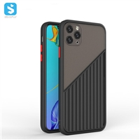 TPU PC matte case for iPhone 11 Pro max(2019) 6.5