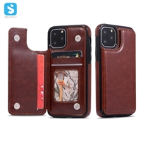 Crazy horse leather case for iPhone 11 Pro (2019) 5.8