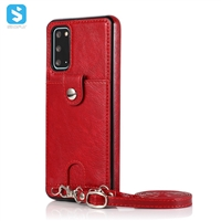 Leather case for Samsung Galaxy S20(6.2)