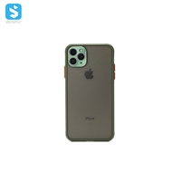 Matte case camera lens for iPhone 11 Pro max