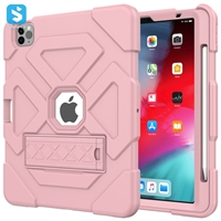 Silicone PC case for iPad Air 10.9(Air 4th 2020)