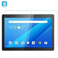2.5D tempered glass with packaging for Lenovo Tab M10 TB X605F/10.1