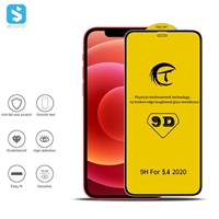 2.5D flim tempered glass screen protector for iPhone 12 mini