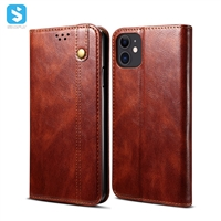 leather case for iPhone 12 mini 5.4