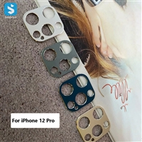 Lens protection frame for iPhone 12/12 pro 6.1