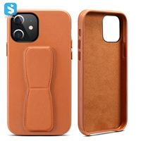 Wristband leather back cover for APPLE  iPhone12 Mini (2020) 5.4""