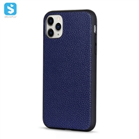 Genuine Litchi grain leather case for APPLE  iPhone12 Mini (2020) 5.4