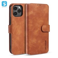vintage style with stand magnet leather case for APPLE  iPhone 12 /12 Pro (2020) 6.1
