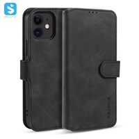 vintage style with stand magnet leather case for APPLE  iPhone12 Mini (2020) 5.4