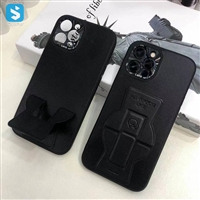 PC+ PU leather case for IPhone 12 pro 6.1