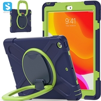 PC Silicone tablet case for ipad 10.2