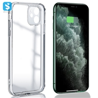 tempered glass+TPU for APPLE  iPhone 12 /12 Pro (2020) 6.1