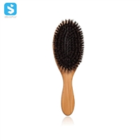 Wooden handle shunfa hair style