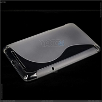 S Type TPU case cover for GOOGLE NEXUS 7