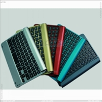 M9 Wireeless Aluminum bluetooth keyboard for iPad Mini