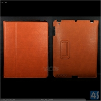 Crazy Horse Pattern standing Leather Case for iPad 2/3/4