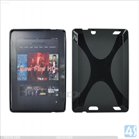 X Type TPU Protective Case for Kindle Fire HD 2013(HD7 2)