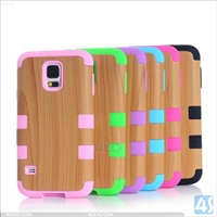 3 in 1 PC Silicone Case for Samsung Galaxy S5/i9600