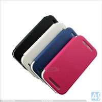 Leather Phone Case for HTC M8 Mini