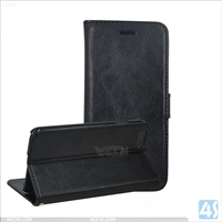 Flip Leather Folio Case for iPhone 6