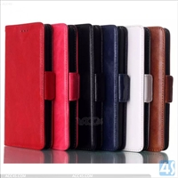 Leather Wallet Stand Case for Amazon Fire Phone