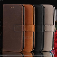 Wallet Leather Book Case for HTC M8 Mini