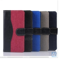 Leather Wallet Case for Amazon Fire Phone