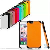 PC Silicon Phone Case for iPhone 6