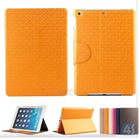Leather Folding Case for iPad Air