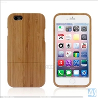 2 in 1 Wood Hard Case for iPhone 6
