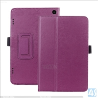Leather Folding Case for Amazon Fire HD 7(2014)