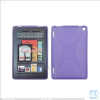 X Type TPU Soft Case for Amazon Fire HD 7(2014)