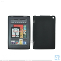 Frosted TPU Soft Case for Amazon Fire HD 7(2014)