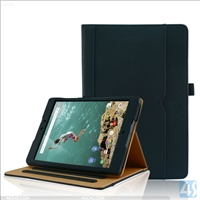 Stand Leather Case for Google Nexus 9