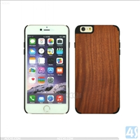 Wood Hard Phone Case for iPhone 6 Plus