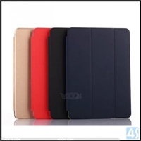 Three Folding Leather Case for iPad Air