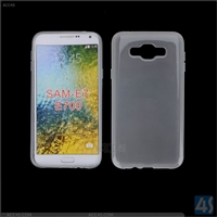 Smooth TPU Soft Case for Samsung Galaxy E7(SM-E700F)