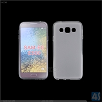 Frosted TPU Soft Case for Samsung Galaxy E5(SM-E500F)