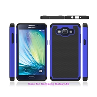 3 in 1 PC Silicone Hard Case for Samsung Galaxy A5(SM-A500)