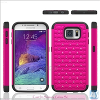 PC Silicone Hard Case for Samsung Galaxy S6(SM-G925F)