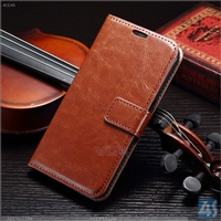 Leather Wallet Phone Case for Samsung Galaxy S6