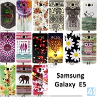 TPU Soft Case for Samsung Galaxy E5(SM-E500F)