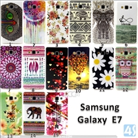 TPU Soft Case for Samsung Galaxy E7(SM-E700F)