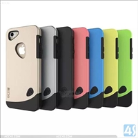 PC Silicone Hard Case for iPhone 6 Plus